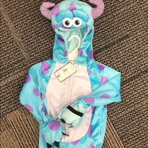 Monsters Inc Sully toddler 2T